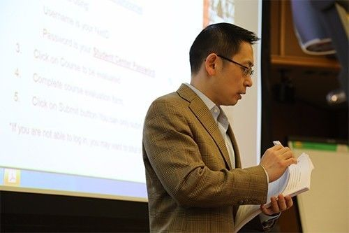 P.Eric Yeung:Apply the knowledge to China, in the Chinese settings